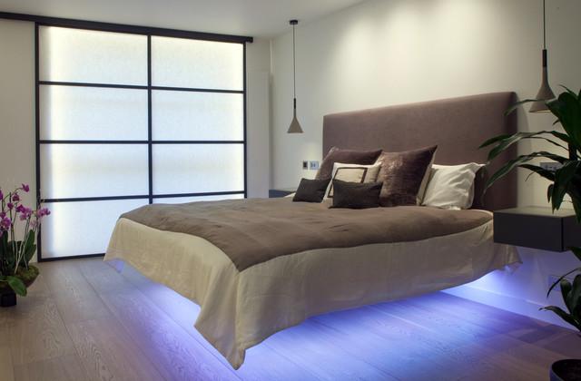 chris-lee-homes-LED-lighting-under-bed